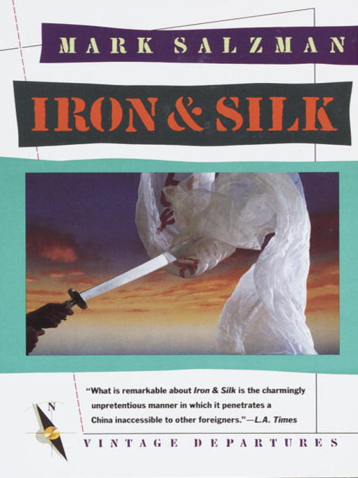 Cover image for Iron and Silk