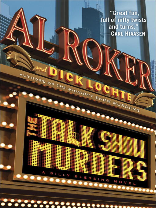 Cover image for The Talk Show Murders