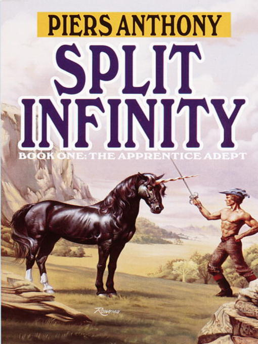 Cover of Split Infinity by Piers Anthony