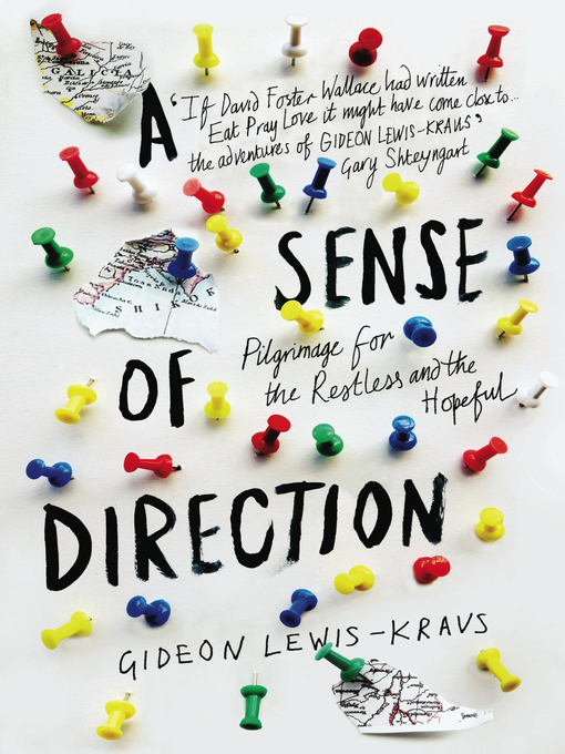 A Sense of Direction: Pilgrimage for the Restless and the Hopeful (eBook)
