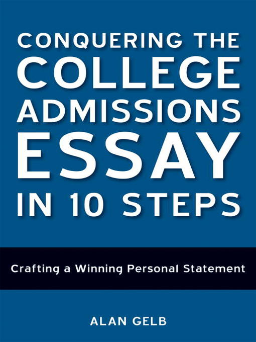 Writing college admissions essay video