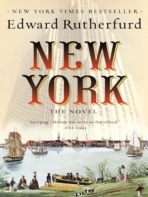New York The Novel