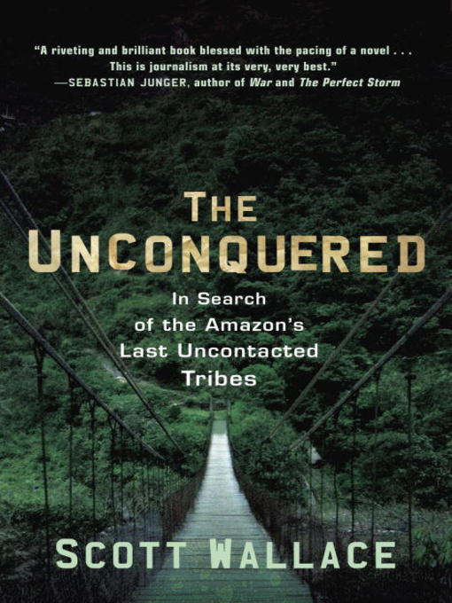 Cover image for The Unconquered