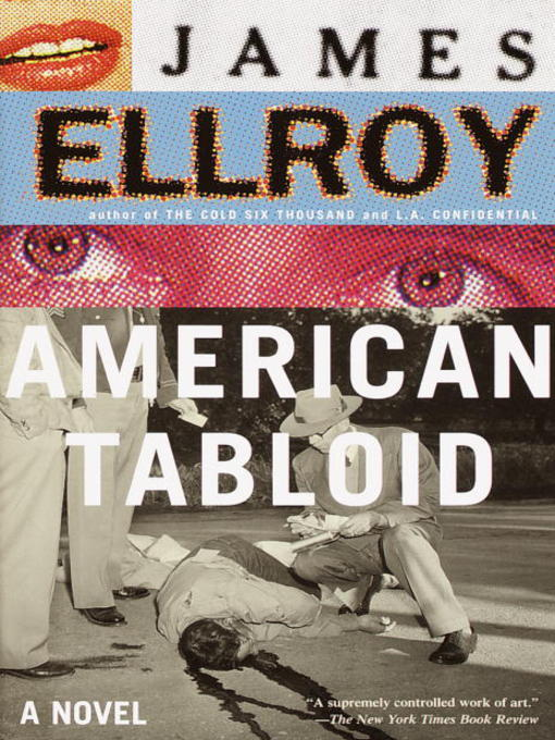 Cover image for American Tabloid