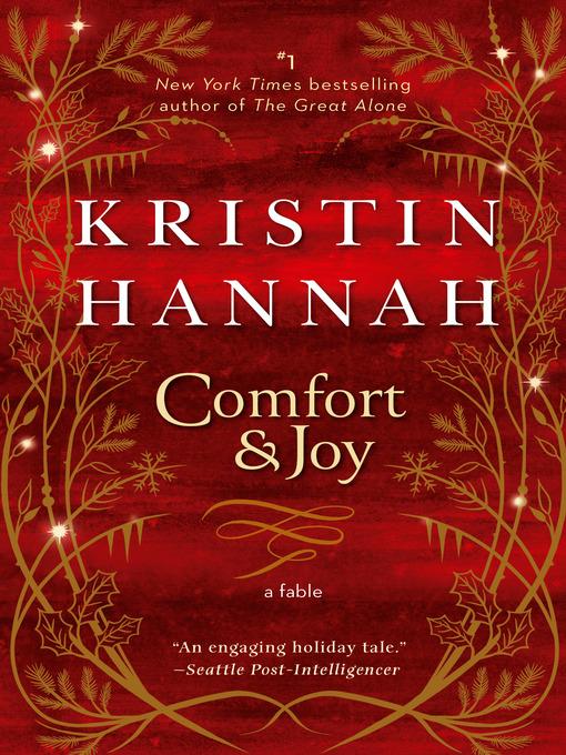 Comfort & joy [electronic book] : a novel