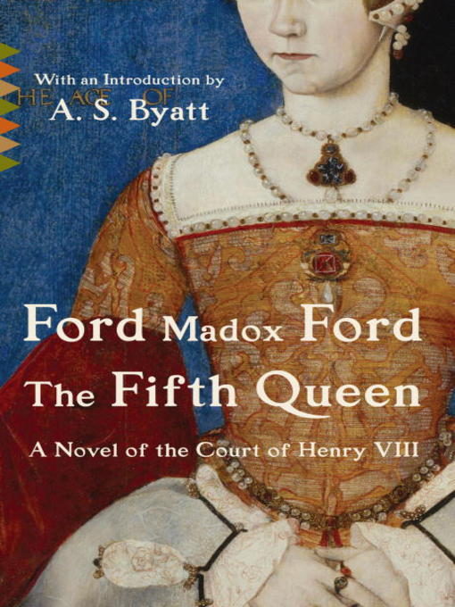 Cover image for The Fifth Queen