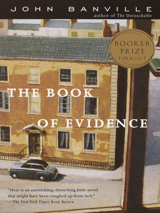 Cover image for The Book of Evidence