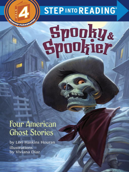 Cover image for Spooky & Spookier