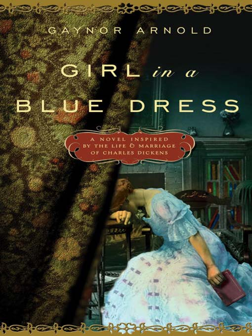 Cover image for Girl in a Blue Dress