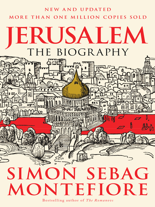 Cover image for Jerusalem