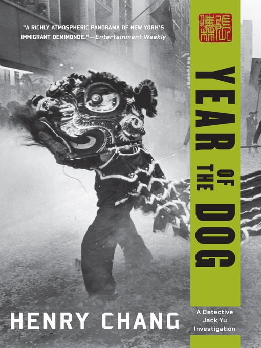 Year of the Dog book cover