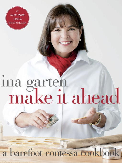 Cover Image of Make it ahead