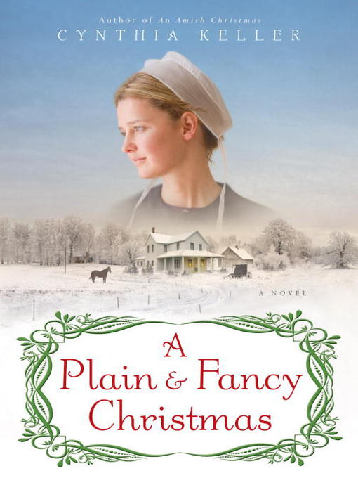 Cover image for A Plain & Fancy Christmas