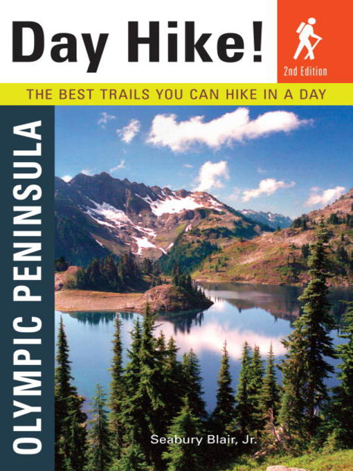 Cover image for Day Hike! Olympic Peninsula