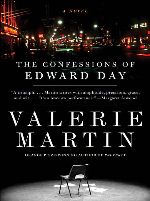 Cover image for The Confessions of Edward Day