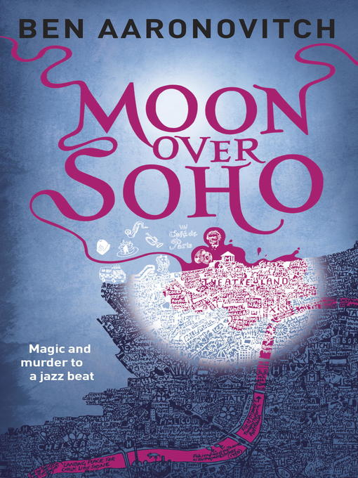 Cover Image of Moon over Soho
