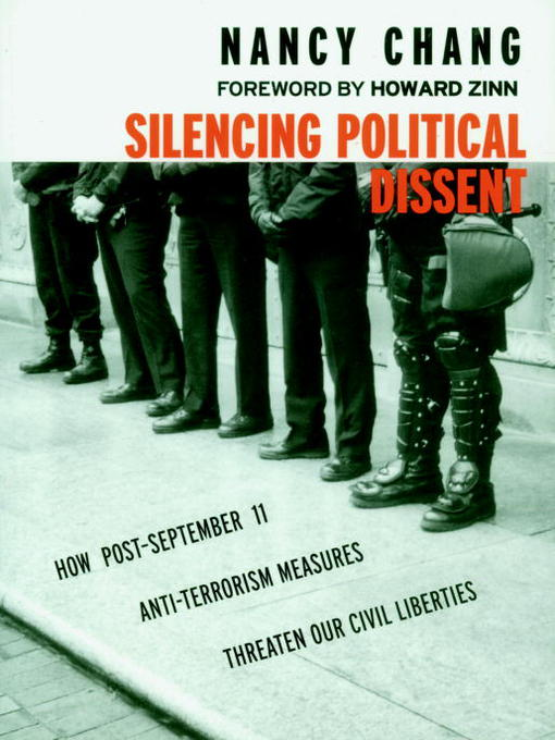 Silencing Political Dissent (eBook): How Post-September 11 Anti-Terrorism Measures Threaten Our Civil Liberties