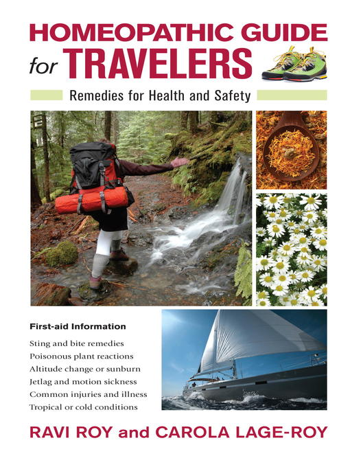 Homeopathic Guide for Travelers: Remedies for Health and Safety (eBook)