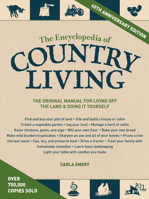 The Encyclopedia of Country Living (eBook)