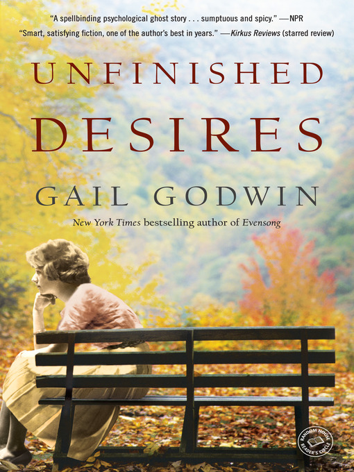 Cover image for Unfinished Desires