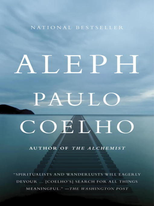 Cover image for Aleph