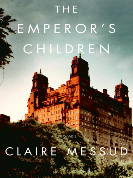 Cover image for The Emperor's Children