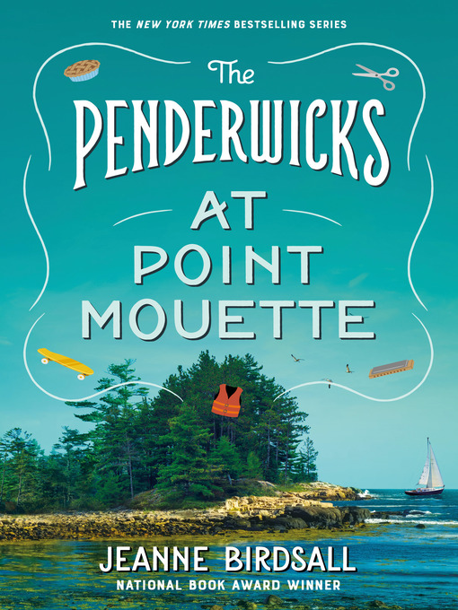 Cover image for The Penderwicks at Point Mouette