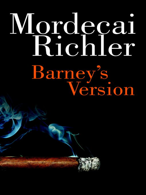 Cover image for Barney's Version