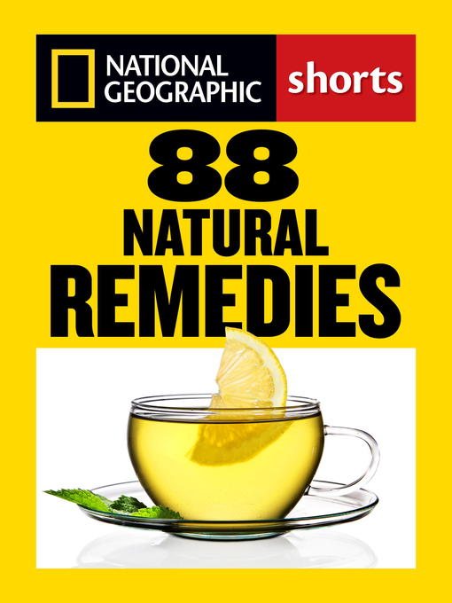 88 Natural Remedies (eBook): Ancient Healing Traditions for Modern Times