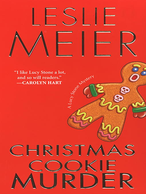 Cover image for Christmas Cookie Murder