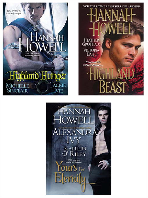 Highland Hunger Bundle with Yours for Eternity & Highland Beast (eBook)