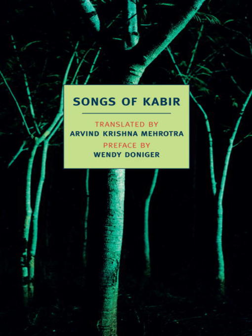 Cover image for Songs of Kabir