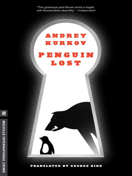 Cover image for Penguin Lost