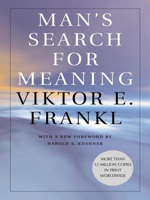 Man's Search for Meaning (eBook)