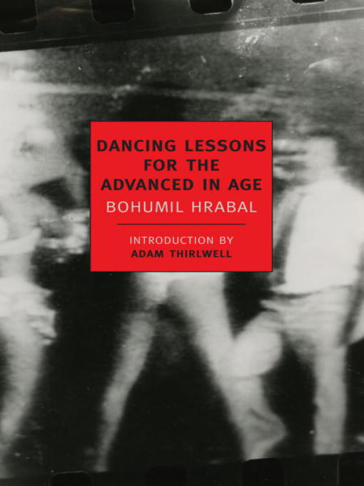 Cover image for Dancing Lessons for the Advanced in Age