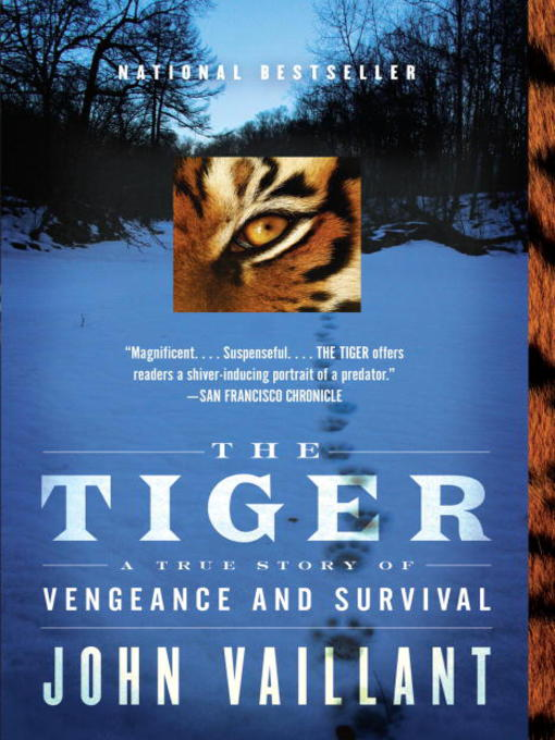 Cover image for The Tiger