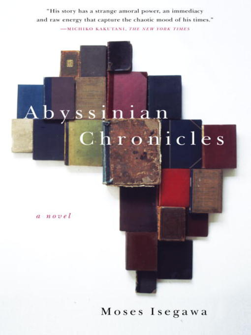 Cover image for Abyssinian Chronicles
