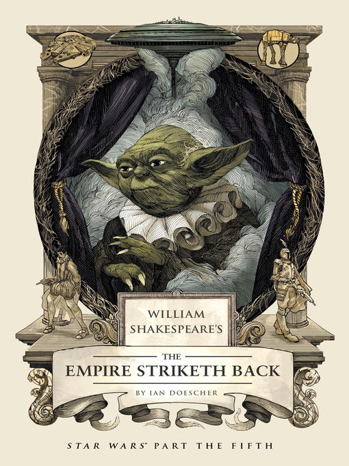 William Shakespeare's The Empire Striketh Back (eBook): Star Wars: William Shakespeare Series, Book 5