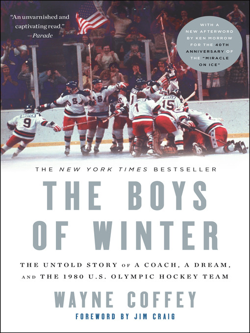 Cover image for The Boys of Winter