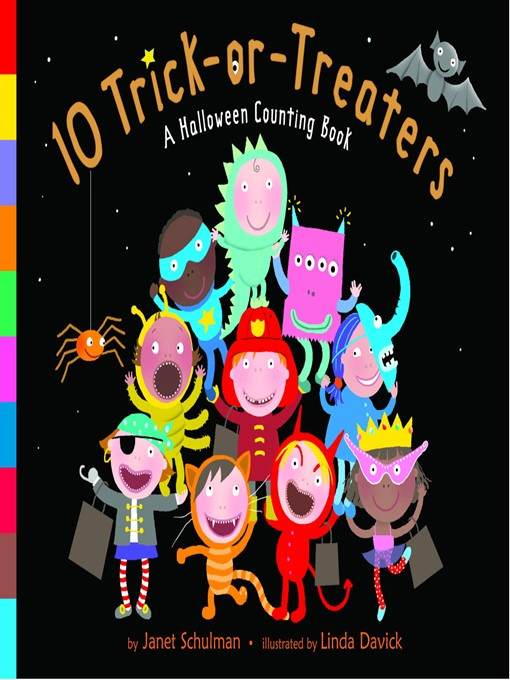 10 trick-or-treaters [electronic book]