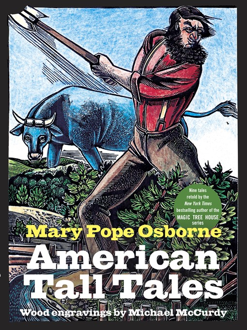 American Tall Tales [eBook] by Mary Pope Osborne