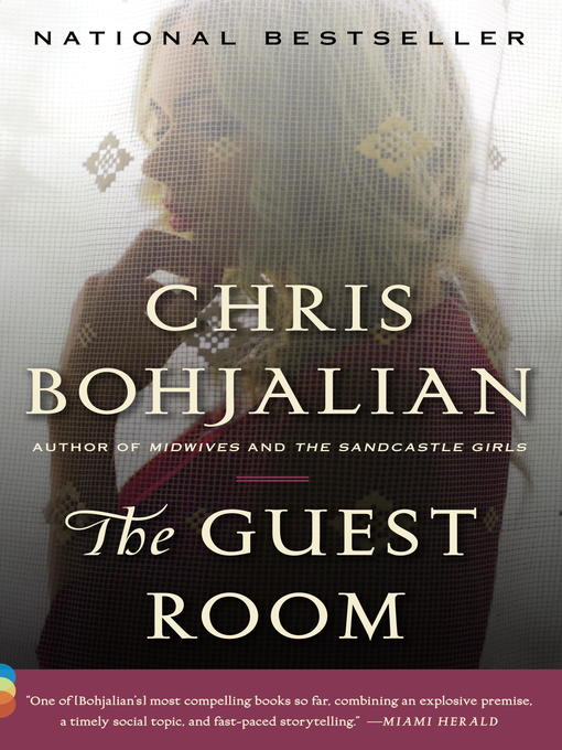 Cover image for The Guest Room