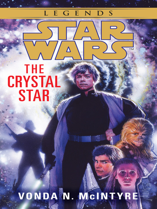 Cover image for The Crystal Star