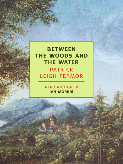 Cover image for Between the Woods and the Water