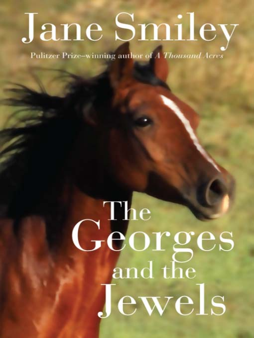 Cover image for The Georges and the Jewels