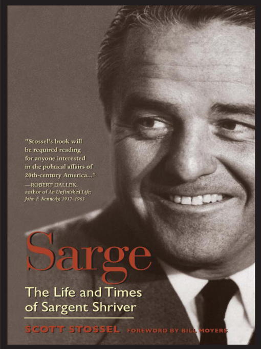 Sarge (eBook): The Life and Times of Sargent Shriver