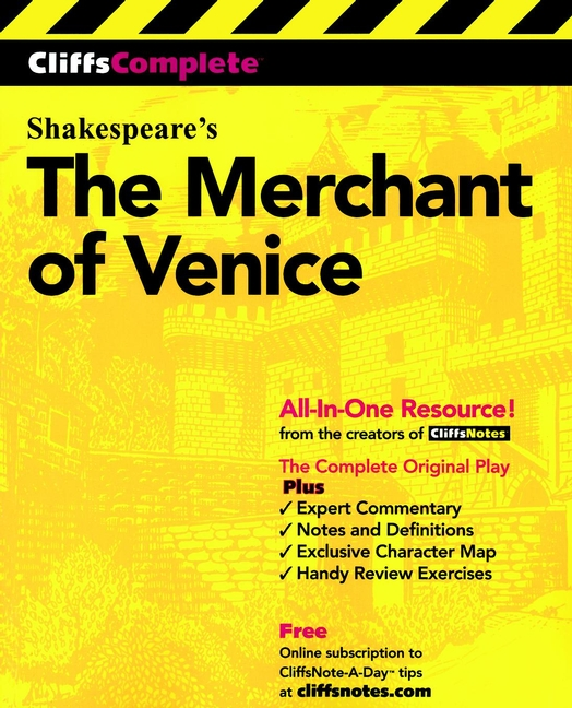 a summary of the story of the merchant of venice by william shakespeare