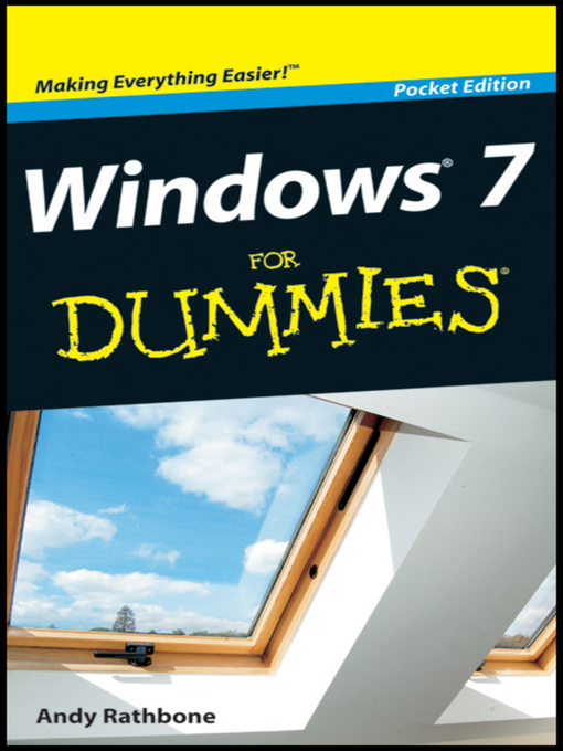 Windows 7 For Dummies (eBook)