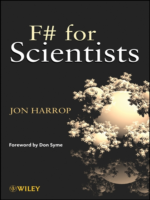 F# for Scientists (eBook)