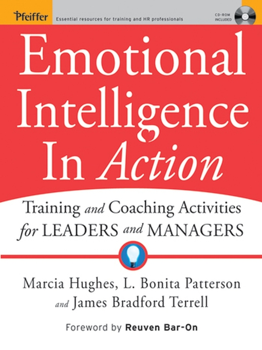 Emotional Intelligence In Action (eBook): Training and Coaching Activities for Leaders and Managers